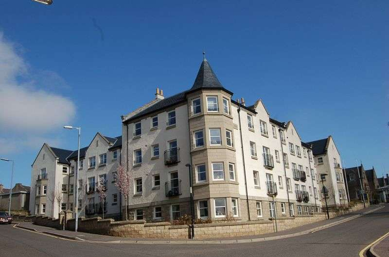 1 Bedroom Flat for sale in Wallace Court, Lanark