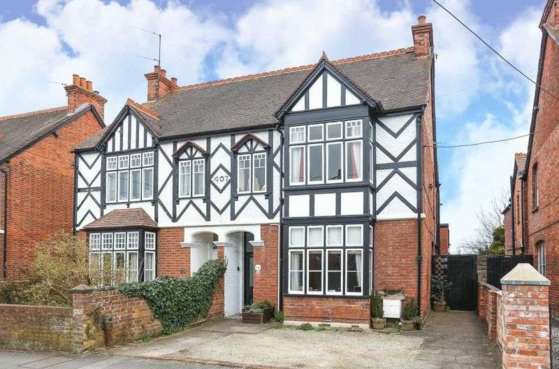 4 Bedrooms Semi Detached House for sale in Radley Road, Abingdon
