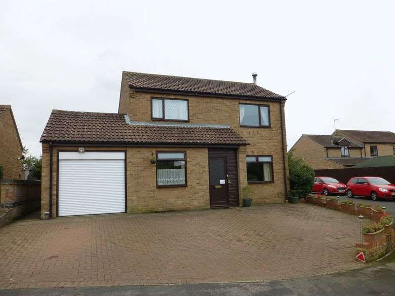 3 Bedrooms Detached House for sale in Gorse Lane, Leasingham