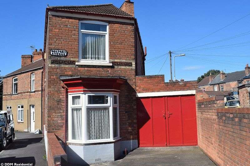 3 Bedrooms House for sale in Rectory Avenue, Gainsborough