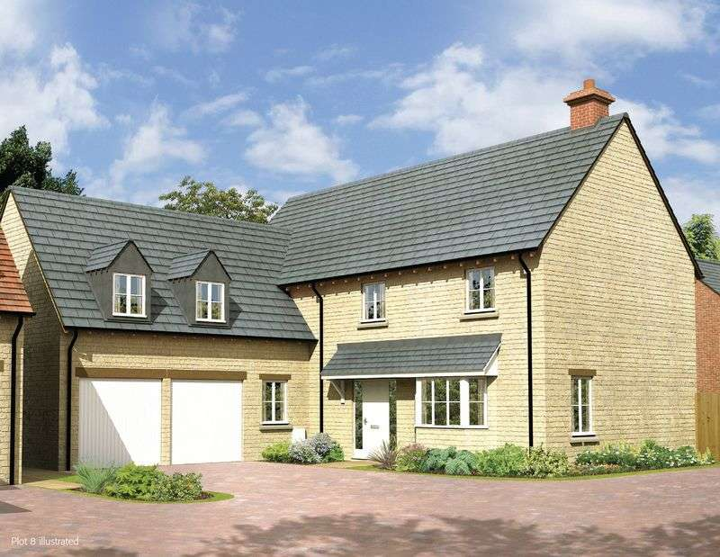 4 Bedrooms Detached House for sale in Willow Farm, Marcham
