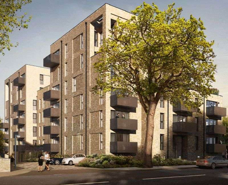 2 Bedrooms Flat for sale in Cambium, Southfields, London