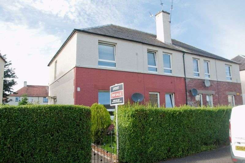 1 Bedroom Flat for sale in Henderson Avenue, Alloa