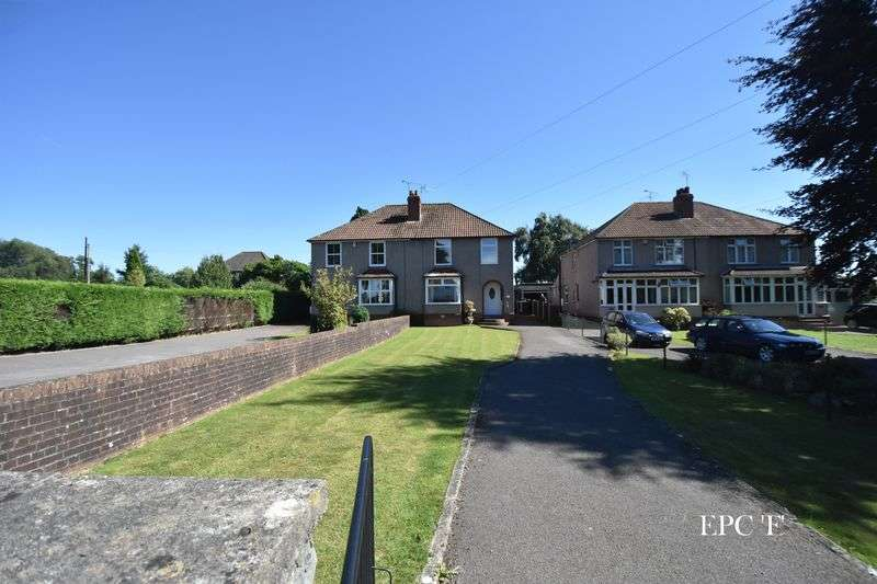 3 Bedrooms Semi Detached House for sale in RUDGEWAY