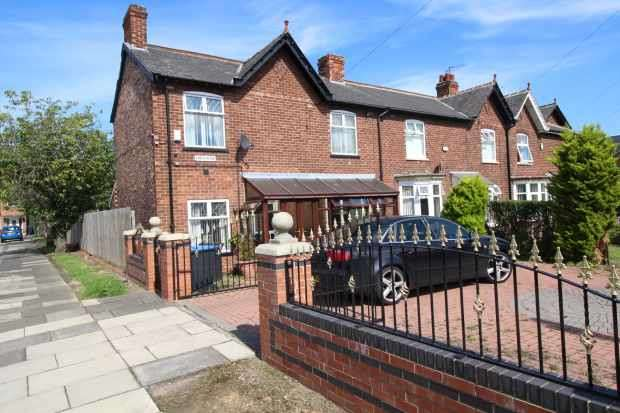 3 Bedrooms Semi Detached House for sale in Emerson Avenue, Middlesbrough, Cleveland, TS5 7QW