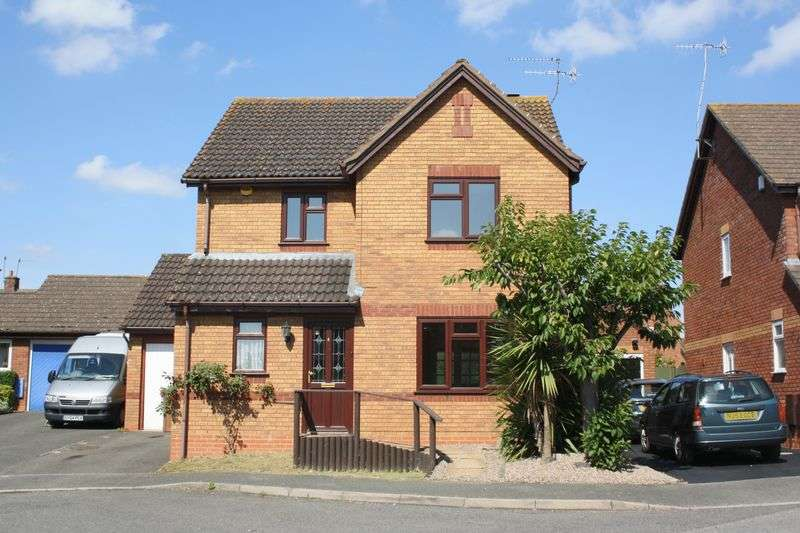 4 Bedrooms Detached House for sale in Hanson Way, Pershore