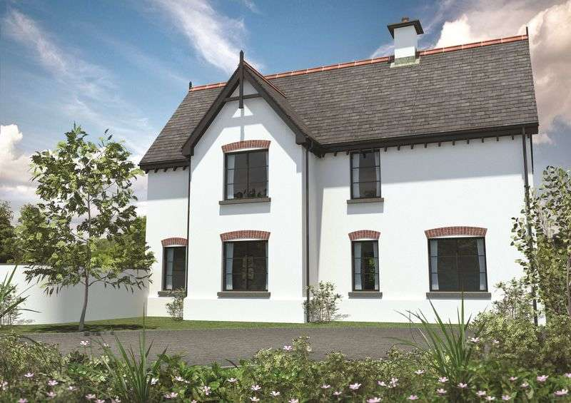4 Bedrooms Detached House for sale in Site 62 Lacehill Park, Portadown