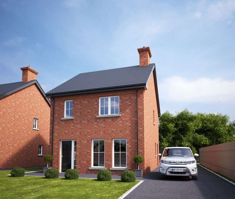 3 Bedrooms Detached House for sale in Site 63 Lacehill Park, Portadown
