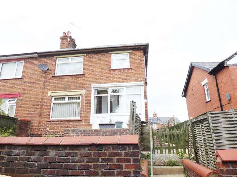 3 Bedrooms Semi Detached House for sale in Pentre Street, Wrexham