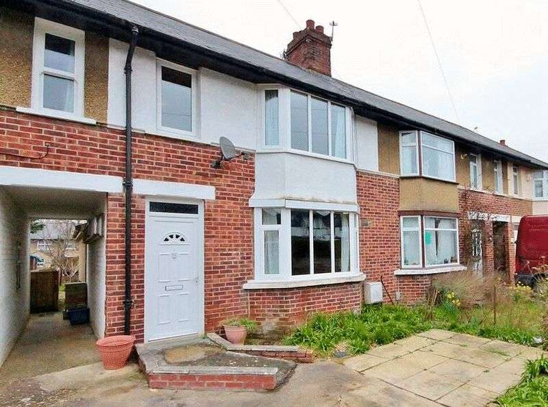 4 Bedrooms Terraced House for sale in Campbell Road, Oxford