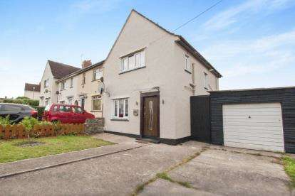 3 Bedrooms End Of Terrace House for sale in Norwich Drive, Bristol