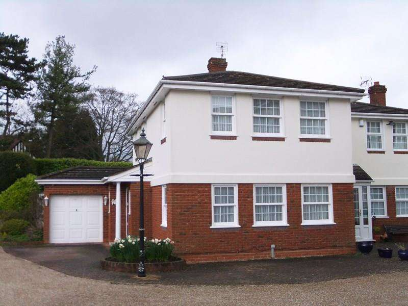2 Bedrooms Semi Detached House for sale in Blossomfield Road, Solihull