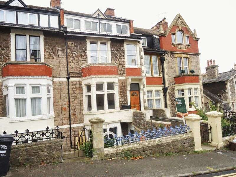 2 Bedrooms Flat for sale in Connaught Place, Weston-Super-Mare