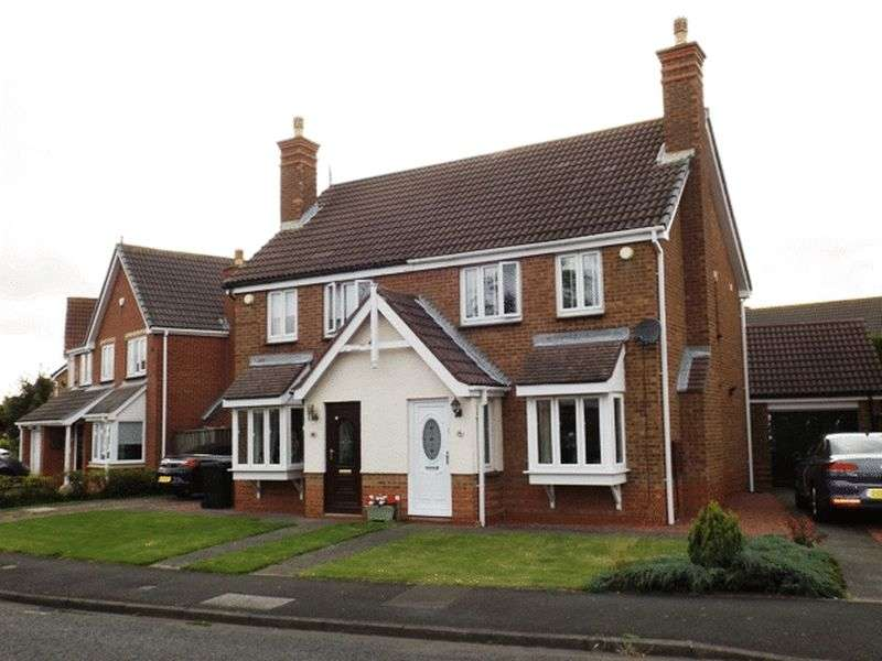 3 Bedrooms Semi Detached House for sale in Cotswold Drive, Ashington - Three Bedroom Semi Detached House