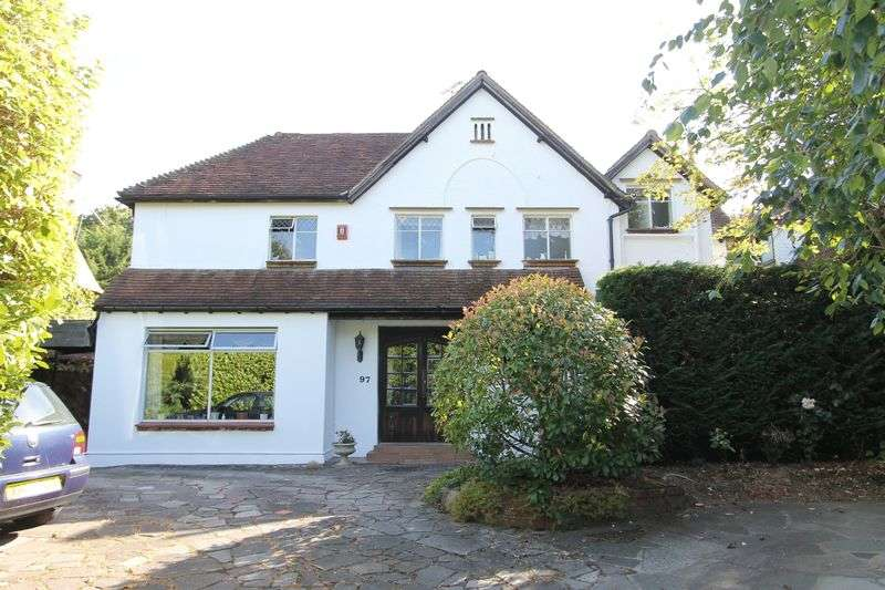 5 Bedrooms Detached House for sale in Burdon Lane, Sutton