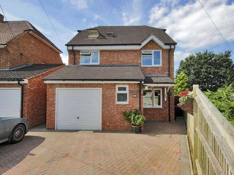 4 Bedrooms Detached House for sale in Kemps, Hurstpierpoint, West Sussex,