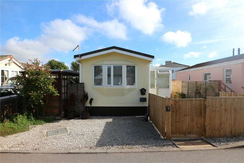1 Bedroom Park Home Mobile Home for sale in Tremarle Home Park, Camborne