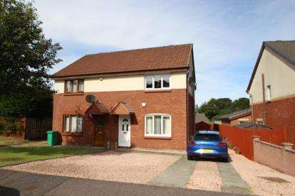 3 Bedrooms Semi Detached House for sale in Strathallan Drive, Kirkcaldy