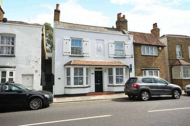 4 Bedrooms Semi Detached House for sale in Church Street, Hampton