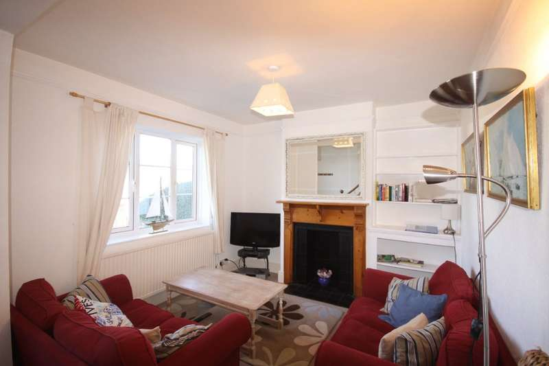 3 Bedrooms Terraced House for sale in 2 Croft View Terrace, Island Street, Salcombe