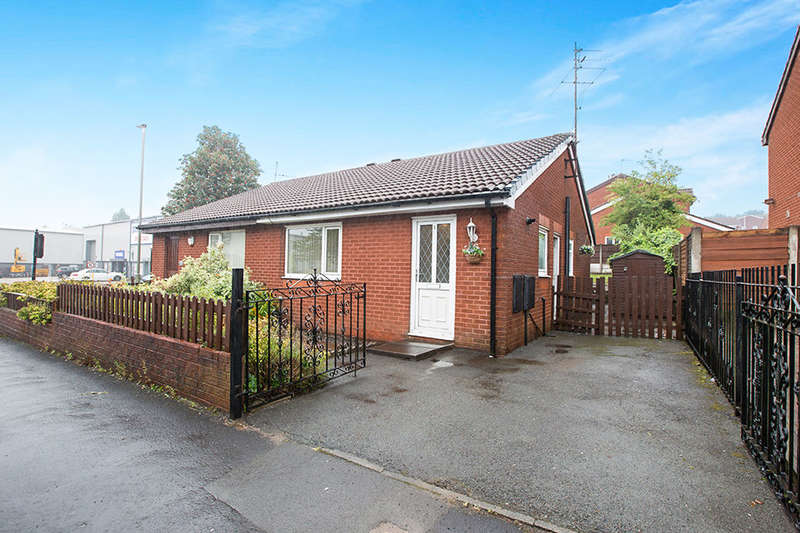 2 Bedrooms Semi Detached Bungalow for sale in Mosley Street, Blackburn, BB2