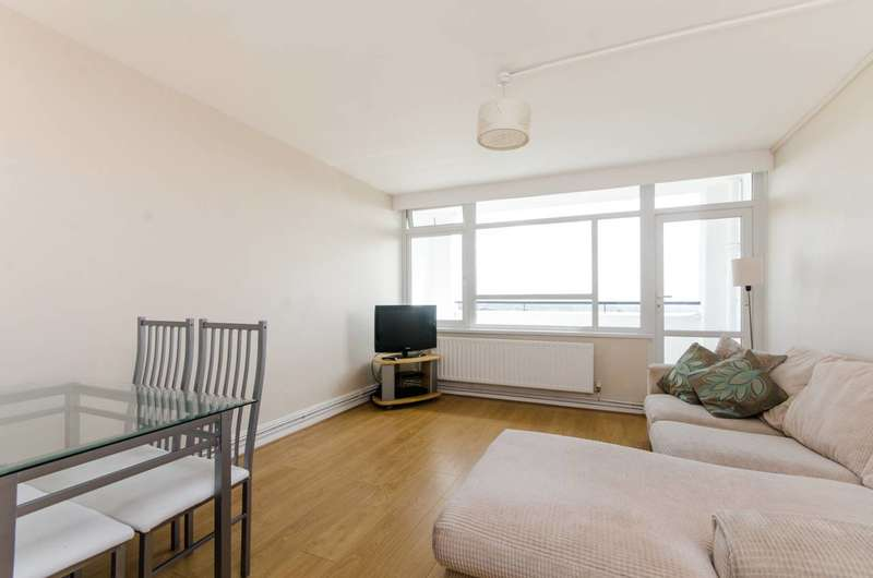 1 Bedroom Flat for sale in Wimbledon Park Side, Wimbledon, SW19