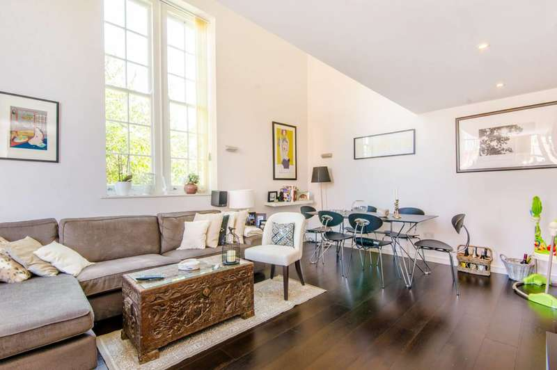 2 Bedrooms Maisonette Flat for sale in Augustas Lane, Islington, N1