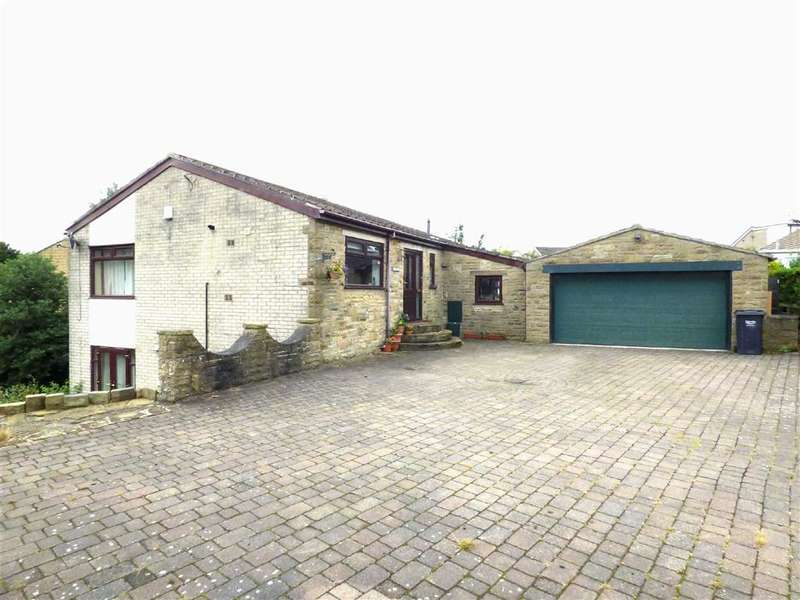 4 Bedrooms Property for sale in Norton Tower, Halifax, West Yorkshire, HX2