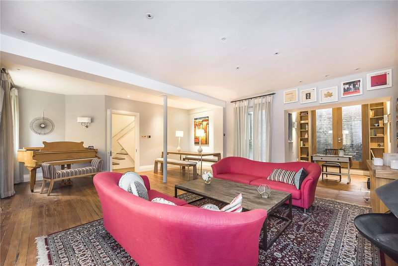 3 Bedrooms House for sale in Greenman Street, London, N1