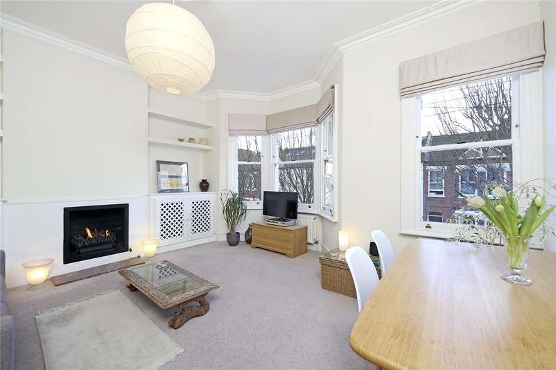 2 Bedrooms Flat for sale in Stephendale Road, London, SW6