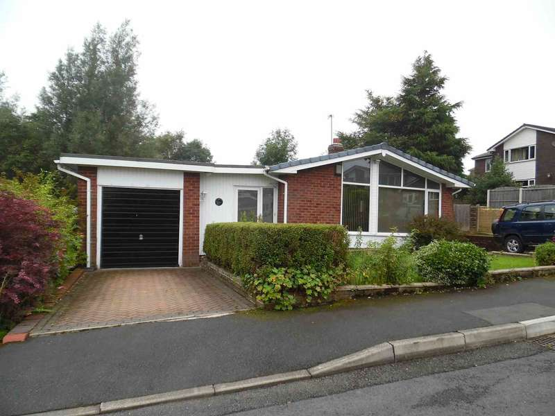 3 Bedrooms Detached Bungalow for sale in Longfield Road, Shaw