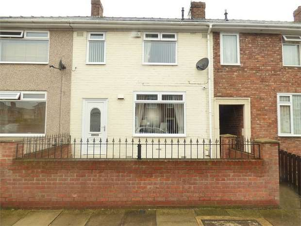 3 Bedrooms Terraced House for sale in Castleton Road, Stockton-on-Tees, Durham