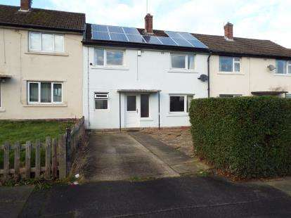 3 Bedrooms Terraced House for sale in Northfield Crescent, Bingley, West Yorkshire