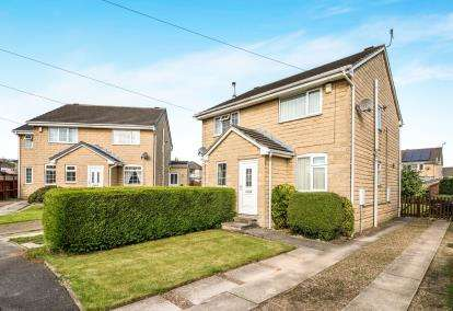 2 Bedrooms Semi Detached House for sale in Langlands Road, Bingley, West Yorkshire