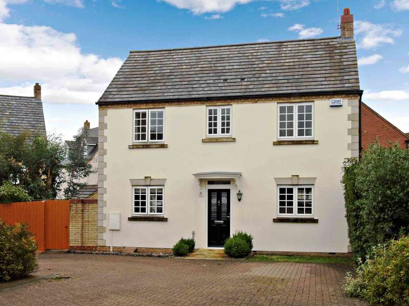 3 Bedrooms Detached House for sale in Bergman Cl, Oxley Park