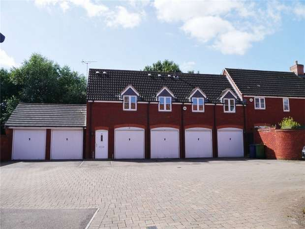 2 Bedrooms Flat for sale in Walton Cardiff, Tewkesbury, Gloucestershire