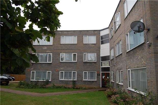 2 Bedrooms Property for sale in Stanmuir Lodge, 277-299 Kingsbury Road, LONDON, NW9 8UJ
