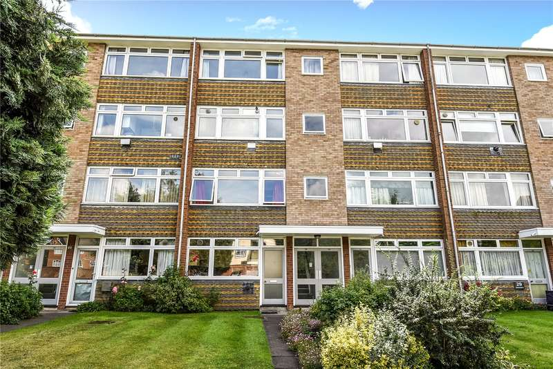 2 Bedrooms Duplex Flat for sale in Bury Meadows, Rickmansworth, Hertfordshire, WD3