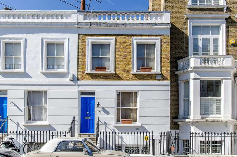 3 Bedrooms Terraced House for sale in Bramerton Street, Chelsea, SW3