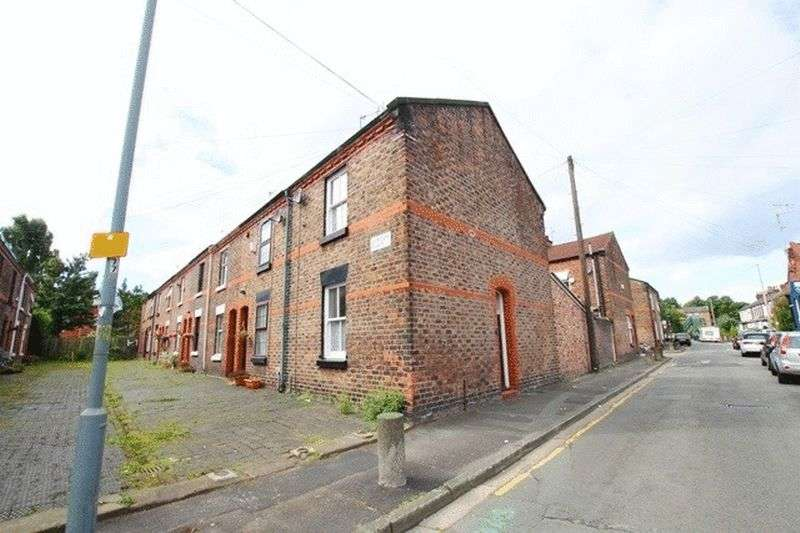 2 Bedrooms Terraced House for sale in Bridge Road, Mossley Hill, Liverpool, L18