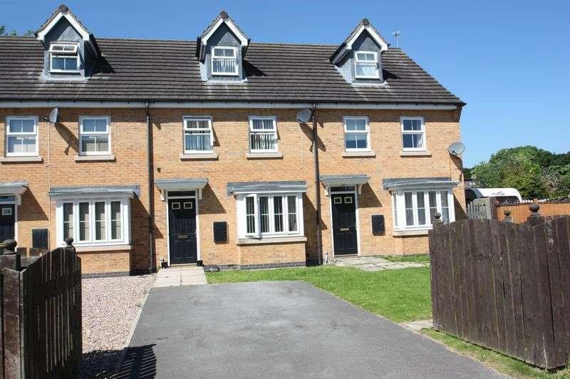 3 Bedrooms House for sale in Conisborough Way, Hemsworth