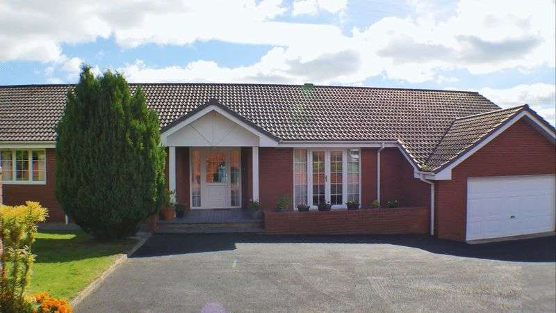 5 Bedrooms Detached Bungalow for sale in Eagles Nest, Horsleyhead, Wishaw