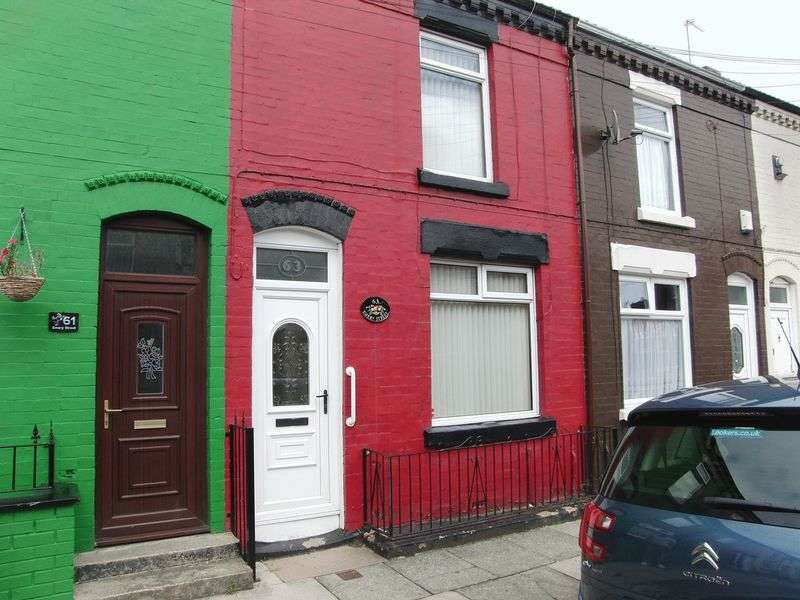 3 Bedrooms Terraced House for sale in Emery Street, Liverpool