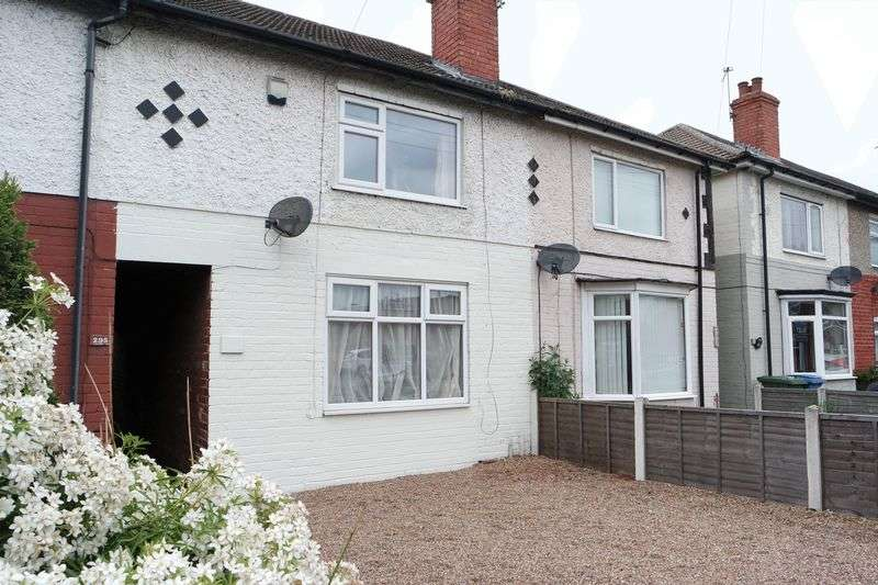 2 Bedrooms Terraced House for sale in Gateford Road, Worksop