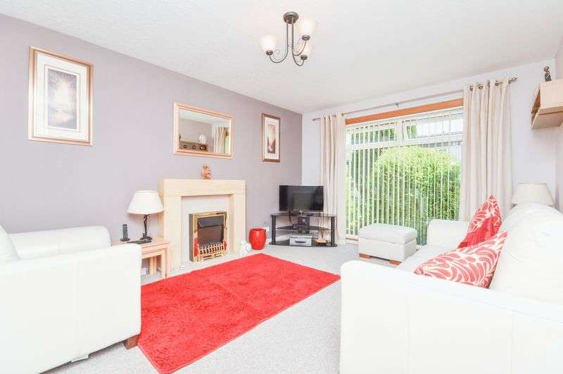 3 Bedrooms Semi Detached House for sale in 4 Neidpath Court, Craigievar Wynd, Corstorphine, Edinburgh, EH12 8GP