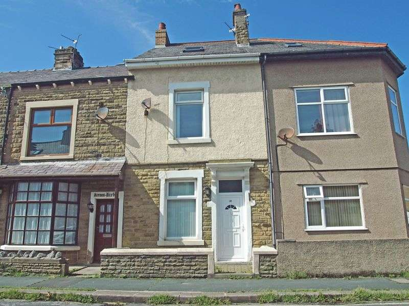 3 Bedrooms Terraced House for sale in Granville Road, Morecambe