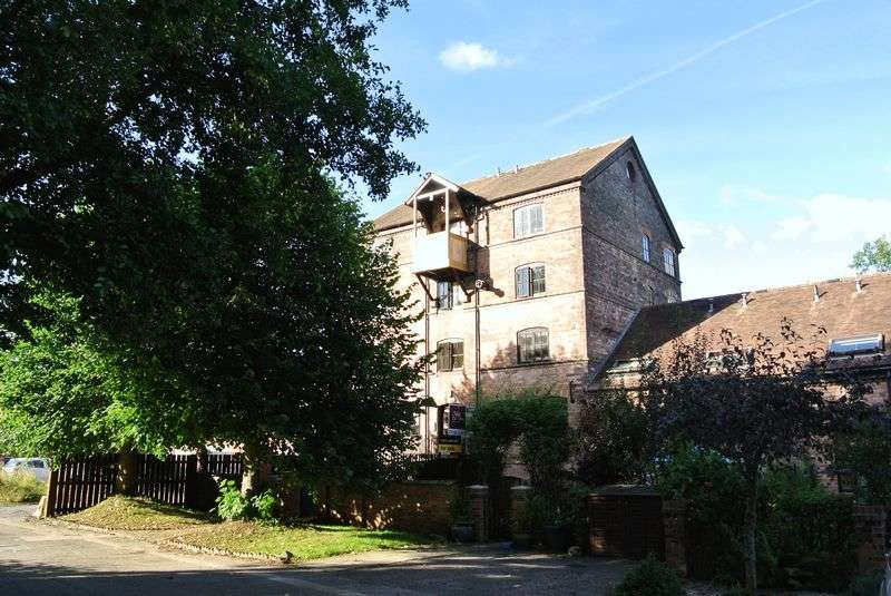 2 Bedrooms Flat for sale in Jackfield Mill, Jackfield, Telford, Shropshire.