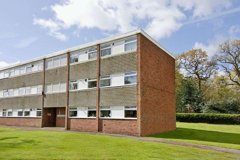 2 Bedrooms Flat for sale in Leomansley View, Leomansley, Lichfield
