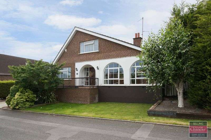 4 Bedrooms Detached House for sale in 20 Finsbury Crescent, Belfast, BT8 6GH