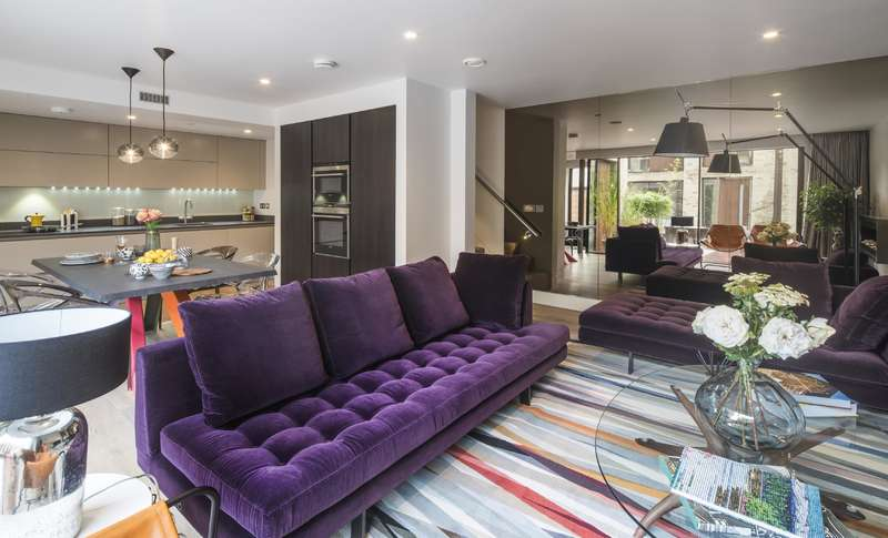 3 Bedrooms House for sale in Goldney Road, Maida Vale